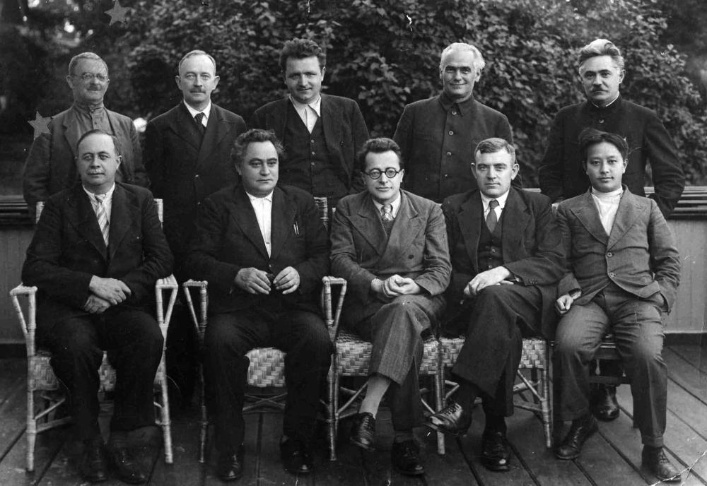 Исполнительный комитета коммунистичечского интернационала