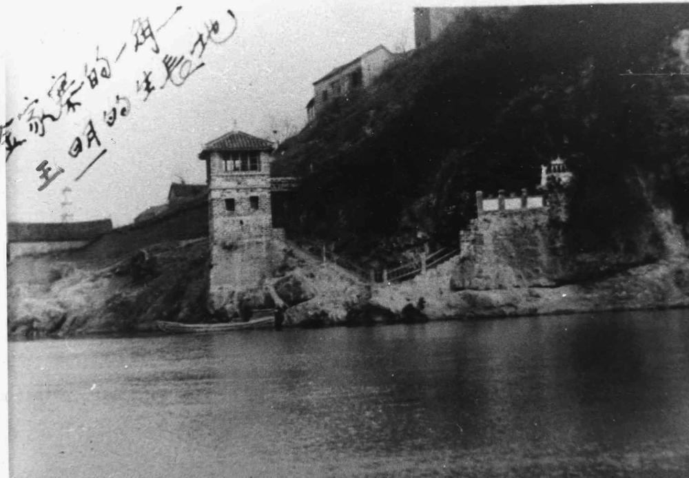 Цзиньчжай, у Нижней пристани на реке Шихэ, 1937