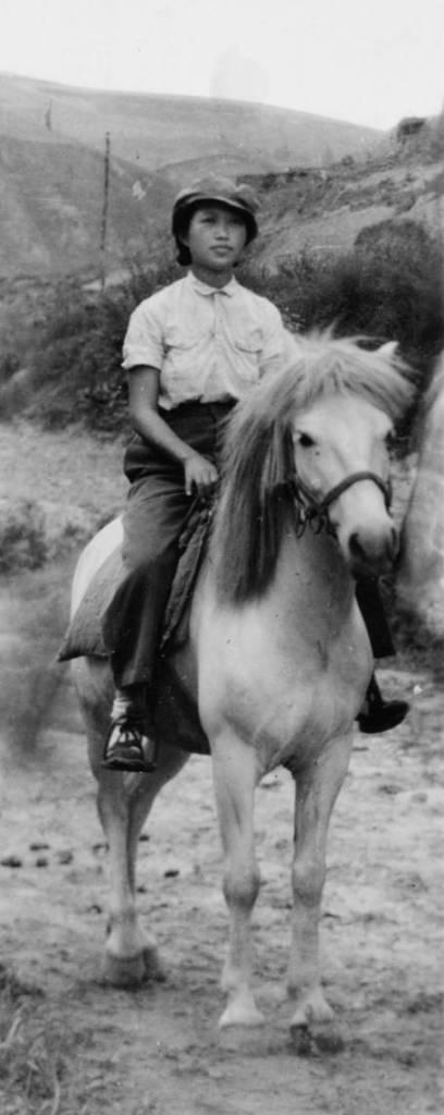 Мэн Циншу. Янцзялин, 1940 г.
