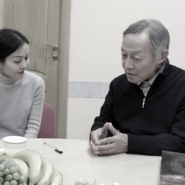 Ван Даньчжи, редактор и переводчик книги